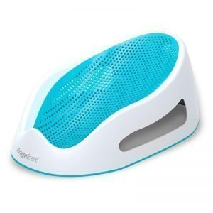 Soft-Touch Bath Support Aqua