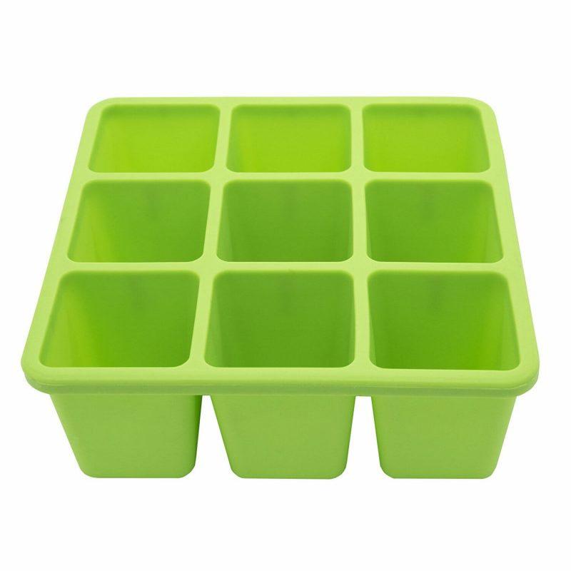 Baby Toddler Food Cube Freezing Tray Pots Storage Containers Annabel Karmel NUK