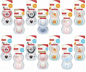 Purchase Baby Pacifier Teat Nipple From Nuk