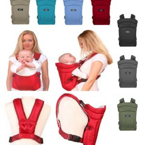 Baby Backpack And Frontpack Carry Pouch