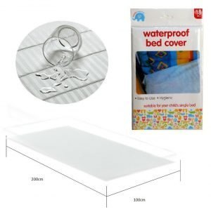 Baby Waterproof Bed Cover And Protector