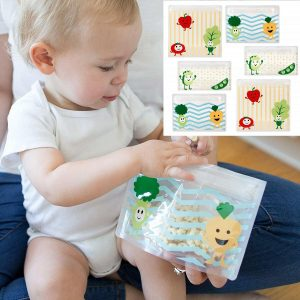 Browns Reusable Snack Bags For Babies