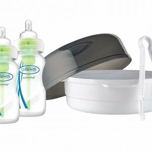 Dr Brown's Options Travel Microwave Steriliser