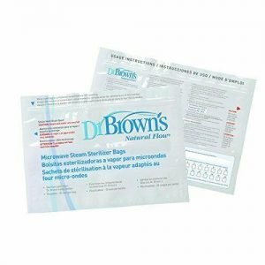 Dr Brown's Baby Bottles Sterilizer Bags