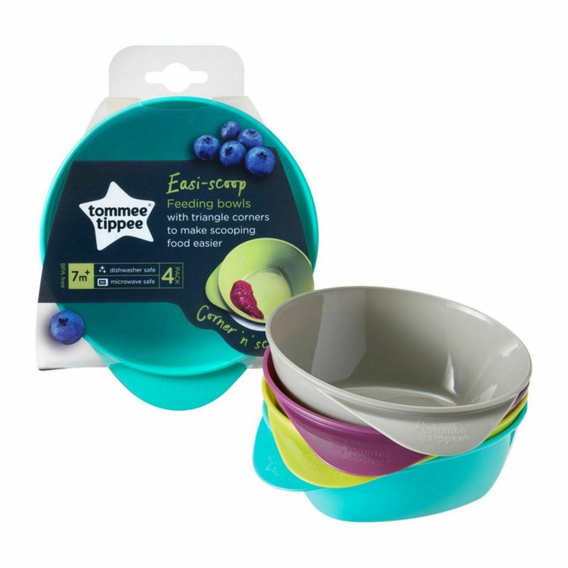 Buy Tommee Tippee Baby Infant Food Dish Snack Feeding ...