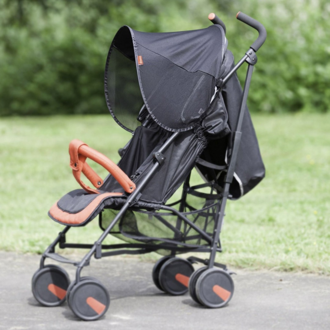 Buy Diono Baby Seat Sun Shade For Prams Pushchairs ...